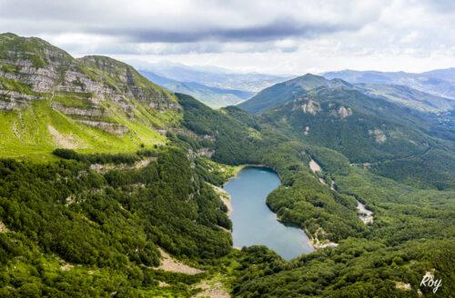 Lago santo escursione lago santo