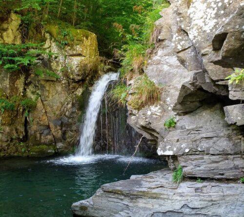 cascate sant anna explora escursioni abetone